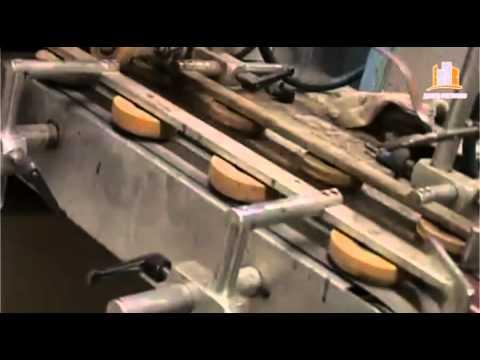 Производство дверей фабрики Вист (Белорусь)