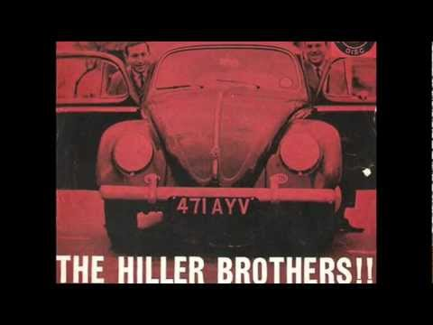 THE HILLER BROTHERS - Little Darlin' - Featuring Tony and Irving 1961