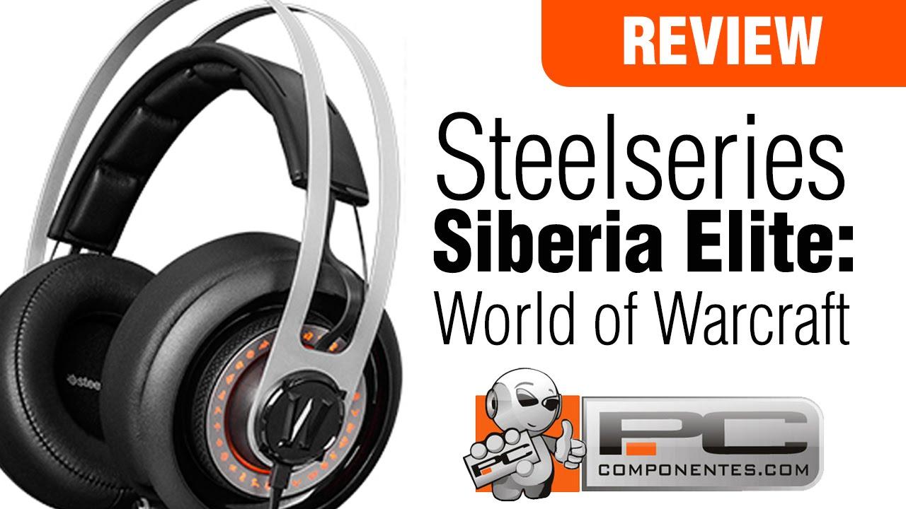SteelSeries Siberia Elite World of Warcraft Headset Driver for Windows Download