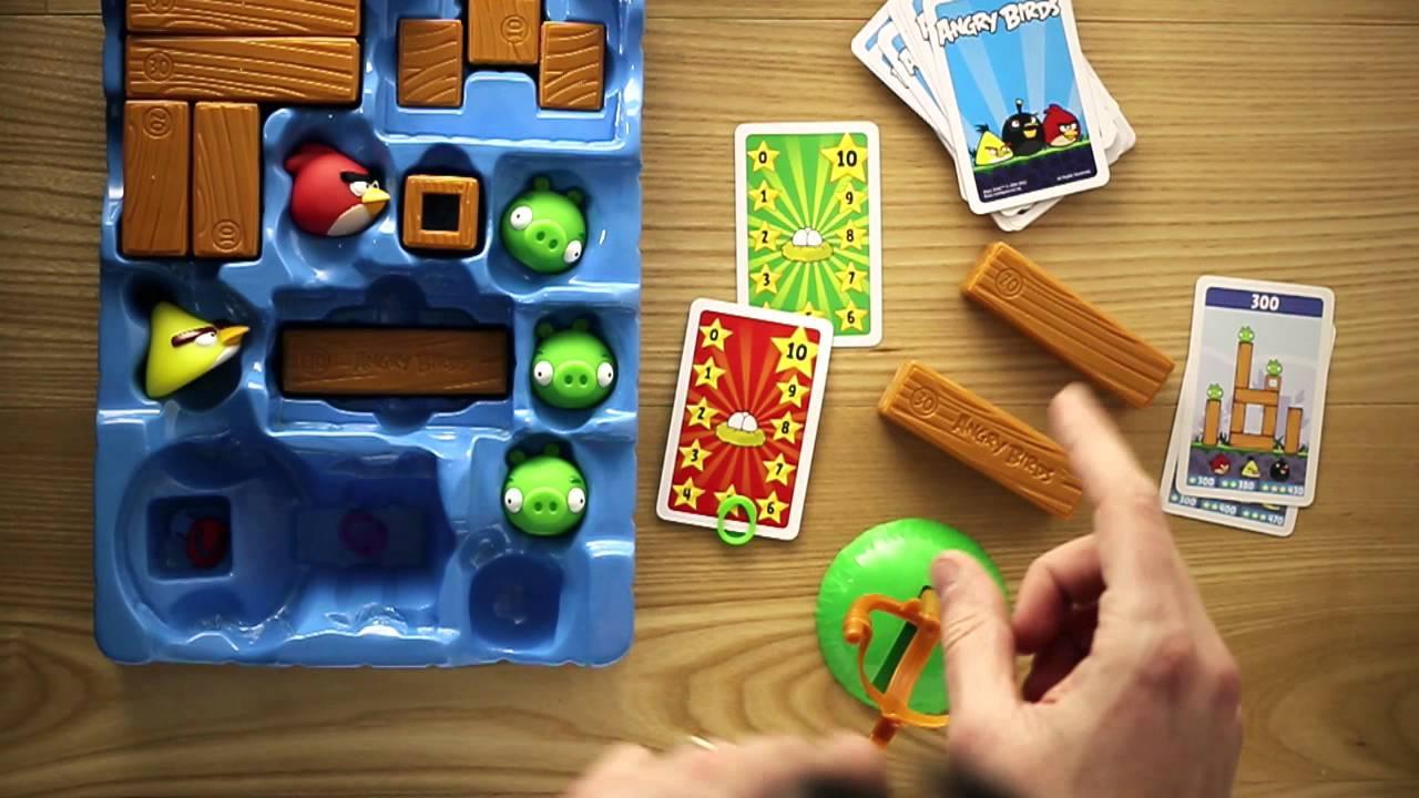 Giochi Da Tavolo Per Bambini Angry Birds