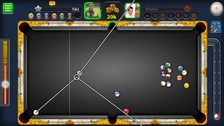 8 Ball Pool Long Guideline Mod Apk (Without Root) 2017