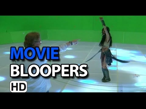 John Carter (2012) Bloopers Outtakes Gag Reel
