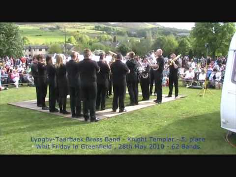 Lyngby-Taarbaek Brass Band, Denmark - Whit Friday in Greenfield 2010