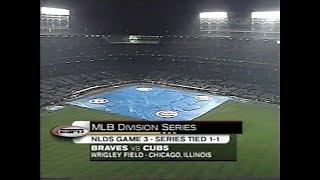 2003 NLDS Game 3 - Braves at Cubs - Friday, October 3, 2003 - ESPN