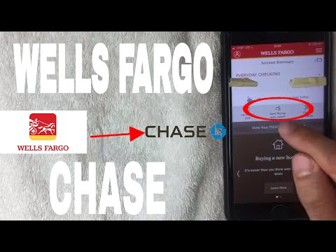 ✅  How To Transfer Money From Wells Fargo To Chase Bank 🔴