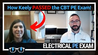 How Keely PASSED the Power CBT PE Exam (2021)