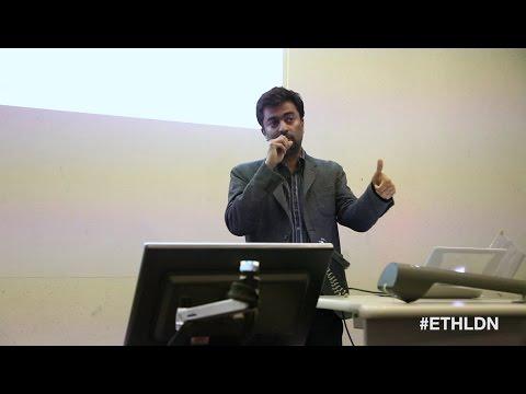 Anish Mohammed - Zero Knowledge Protocols - Ethereum London