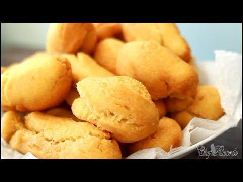 How To Make Jamaican Festival Fried Dumpling | Recipes By Chef Ricardo