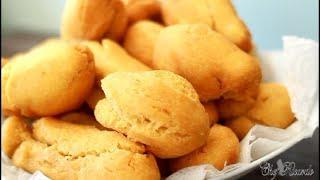 How to make Jamaican festival fried dumpling