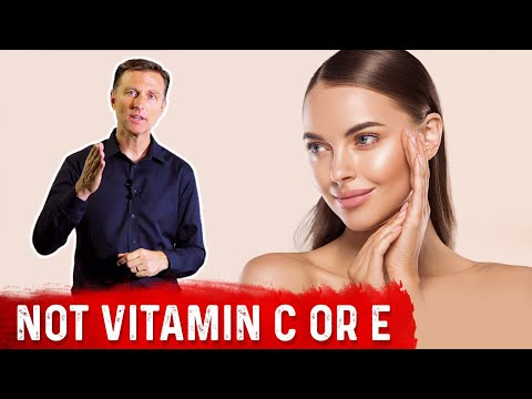 The Most Powerful Skin Vitamin: Not Vitamin C or E