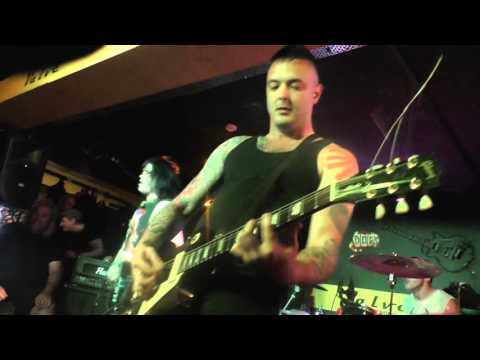 Long Knife - Live @ Valve Bar, Sydney, 20th November 2015 (4K)