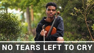 Ariana Grande | No Tears Left to Cry | Jeremy Green | Viola Cover