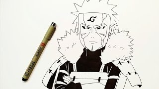 Drawing Tobirama