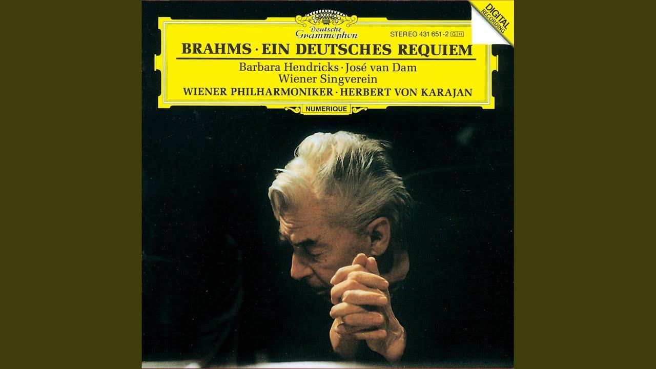 Requiem Brahms