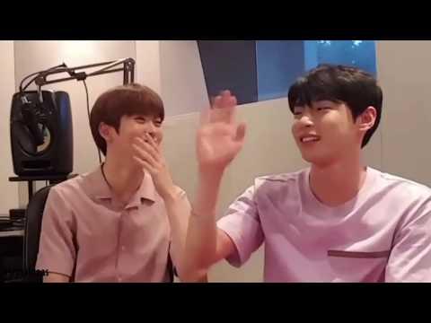 NCT Jaehyun x Doyoung moment