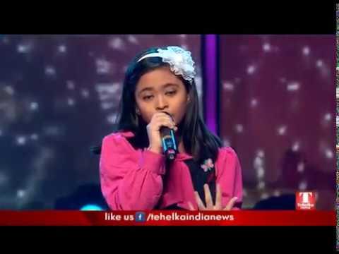 The Voice India Kids Fame Shekinah Mukhiya, 250 लड़कों के बीच एक लड़की की पढ़ाई की दास्तां