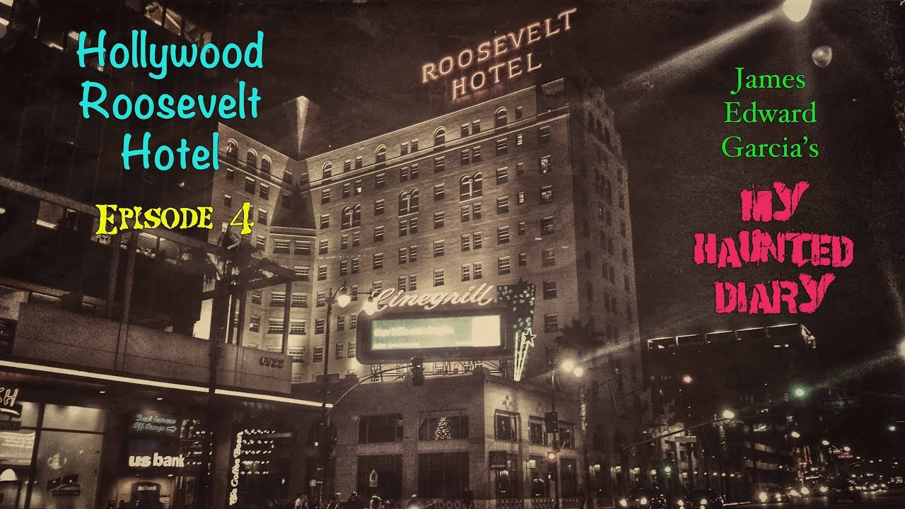 Roosevelt Hotel P4 Ghost Box Marilyn Monroe Speaks paranormal captured My Haunted Diary