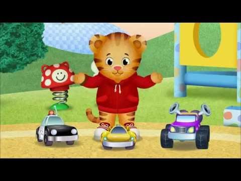 Daniel Tiger - beep beep  song