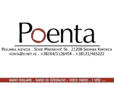 Peonta radio reklama vojvodjanski Press.avi