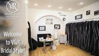Добро пожаловать в свадебный салон V&R Bridal Style! Купить свадебное платье.