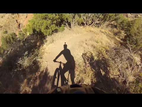 Palo Duro Canyon mountain biking