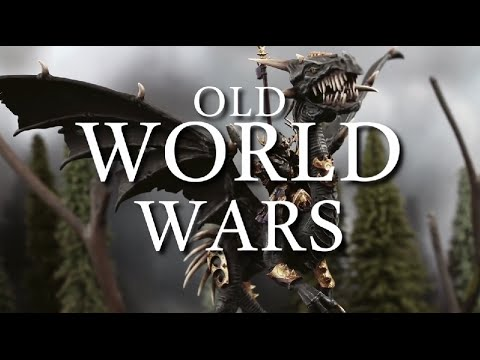 Empire vs High Elves Warhammer Fantasy (Regiments of Renown)  Battle Report - Old World Wars Ep 29