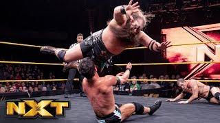 War Raiders Vs Roderick Strong Kyle O 39 Reilly Nxt Tag Team Title Match Wwe Nxt Oct 17 2018
