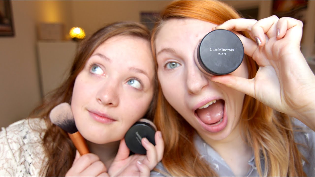How We Use Bare Minerals Foundation. - YouTube