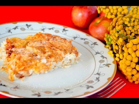 Ryż Zapiekany Z Jabłkami Jak Zrobić Smakowite Dania
