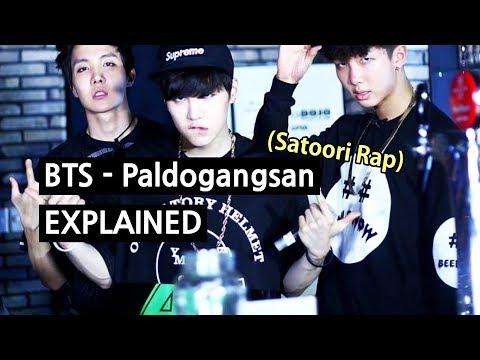 Клип BTS - Paldogangsan