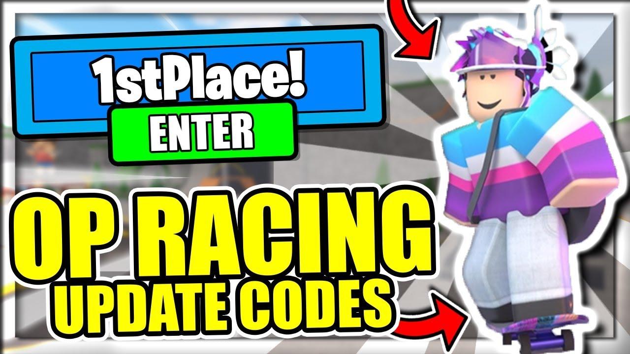 All New Secret Op Working Codes Racing Update Roblox Skate