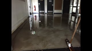 Flooding affects Ararat College | AC News