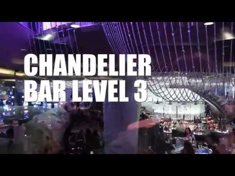 Chandelier bar las vegas level 3 youtube chandelier bar las vegas level 3 aloadofball Gallery