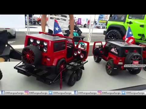 #RC #Cars #Custom #Music RC Fiebre Miami, Puerto Rico