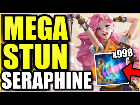 This ONE item breaks SERAPHINE's entire kit 🔥 (BEST SERAPHINE SUPPORT BUILD!)