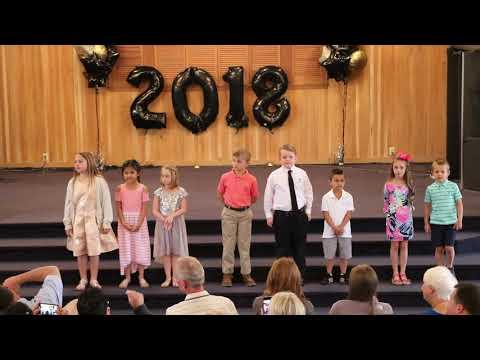 2018 HCA Elementary School Awards ~ Brunswick, GA  8