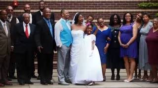 April and Cameron Wedding Highlight Video