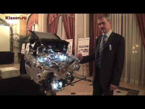 Subaru Forester, новый двигатель - КлаксонТВ