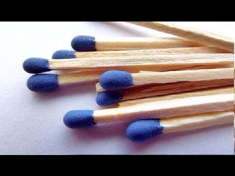 Household Life Hacks- Awesome Ideas With Matches