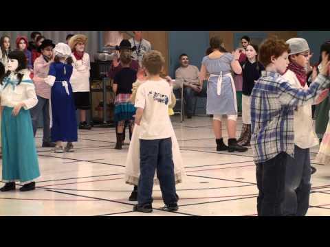 Terra Linda School 2011 Pioneer Day - Dance 3