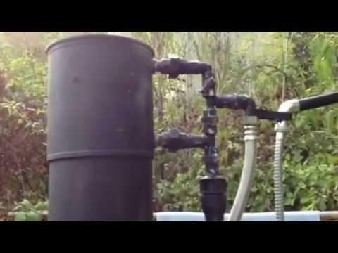 ducha solar auto construida youtube