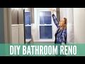BATHROOM Reveal and Tour: DIY Renovation