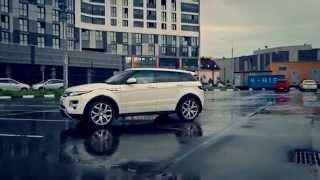 Range Rover EVOQUE, тест-драйв (трейлер)
