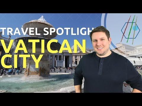 Travel Spotlight: Vatican City