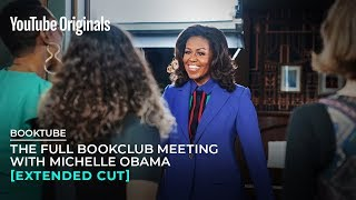 The Full Bookclub Meeting With Michelle Obama [Extended Cut] thumbnail