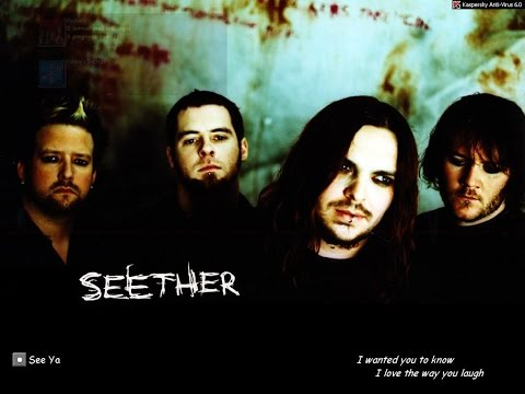seether remedy karaoke