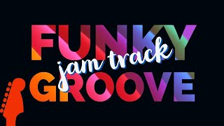 Funky Groove Guitar Backing Track Jam in C#m