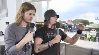 The Lowdown @ Download 2011: Puddle of Mudd