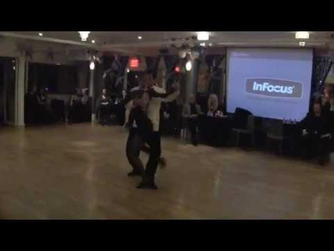 Argentine Tango - Paul Pellicoro & Victoria Codro at DanceSport NYC
