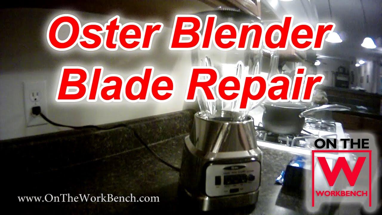 oster kitchen center repair manual